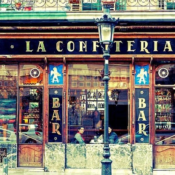 La Confitería Barcelona