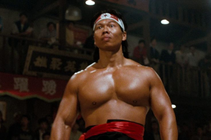 Bolo Yeung in Bloodsport