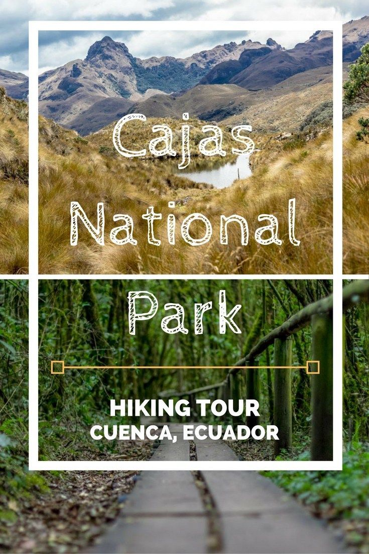Cajas Hiking Tour with TerraDiversa. Just a half hour drive from Cuenca, Ecuador, Cajas National Park makes a spectacular nature retreat   Long Haul Trekkers