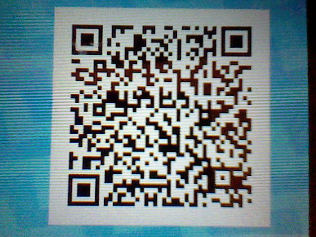 Rayquaza Special Qr Codes For Pokemon Ultra Sun My Shiny Pikachu S Pokemon Ultra Sun Moon Qr Code Up Close