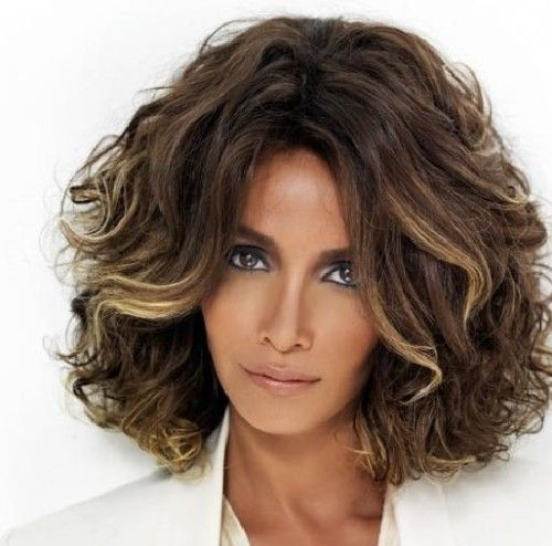 short haircut for curly hair medium stacked curly bob haircuts style hair 1269 | ba4302332264a5431ca239cfa9ee817d