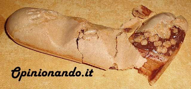 Nutella B-ready Spezzato #recensione #Opinionando
