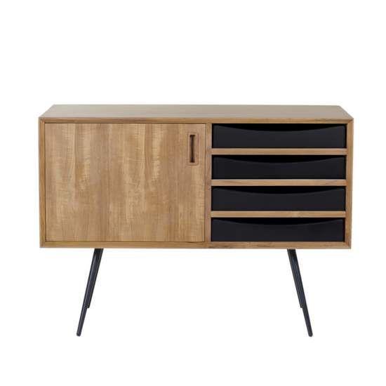 GDR332 Mols Dresser Black
