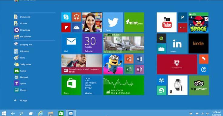 Windows 10: modalità tablet disponibile tra fine 2014 e inizio 2015 http://www.sapereweb.it/windows-10-modalita-tablet-disponibile-tra-fine-2014-e-inizio-2015/          Tra le informazioni emerse in occasione della conferenza TechEd di Barcellona figura una nuova conferma sull'integrazione della modalità tablet nella versione Tech Preview di Windows 10. La modalità, che dà corpo alla definizione 'continuum'...