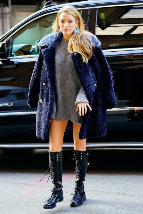 New York Boots Fashion