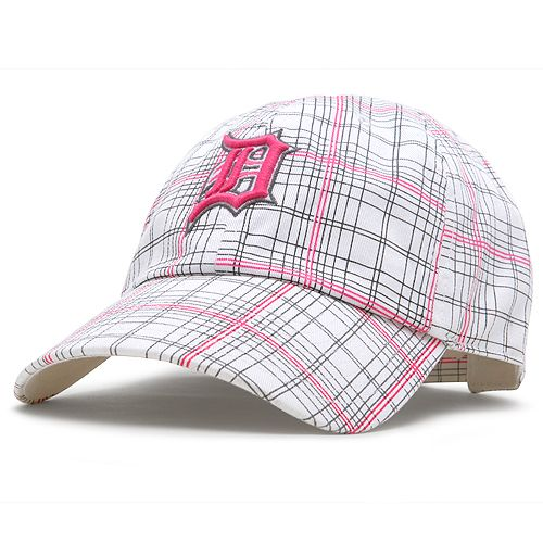 Detroit Tigers Women's Traffic Jam Adjustable Cap