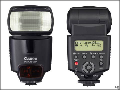 Canon Speedlite 430EX I could use about 4 more of these babies lol