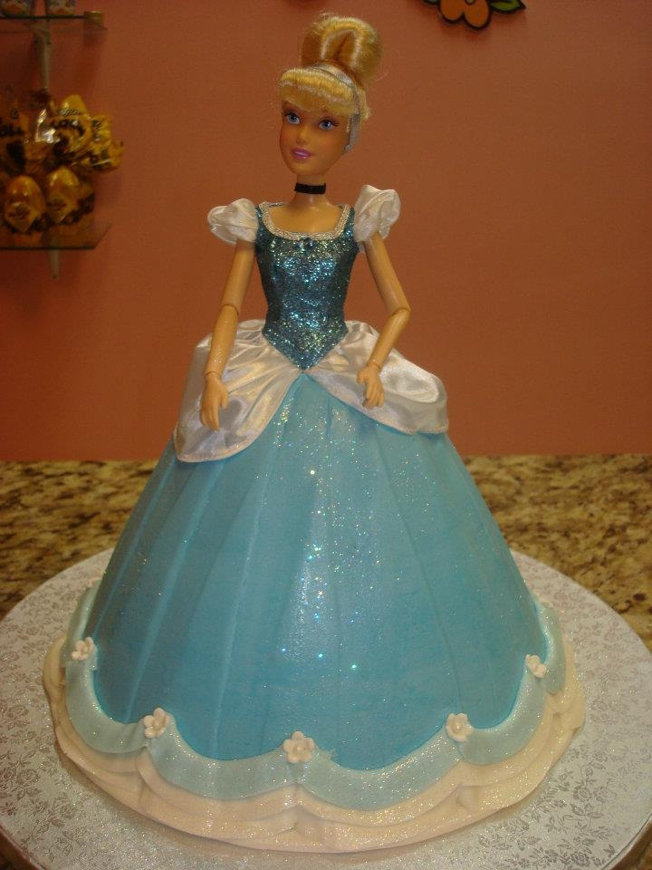 1000+ ideas about Cinderella Birthday Cakes on Pinterest ...