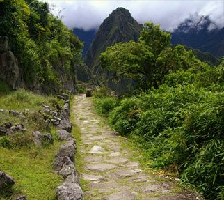 Road to Machu Picchu, Peru