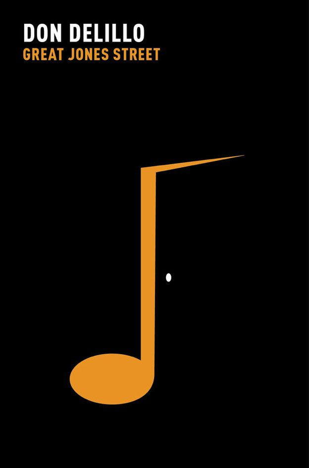 Illustrations by Noma Bar - look close.... is it a musical note?... is it a door ajar? - its both!