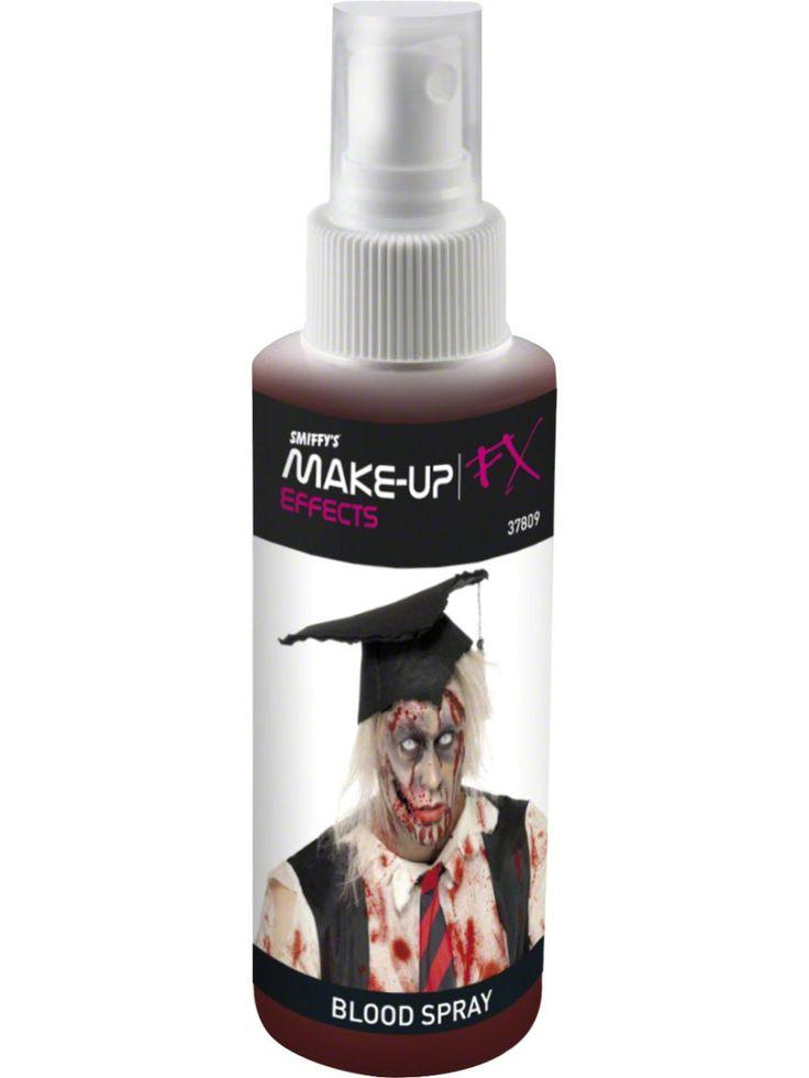 Keinoveri Spray. Maltilliseen mutta näyttävään ehostukseen.