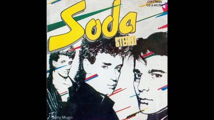 Soda Stereo - Trátame Suavemente - Soda Stereo - 1984