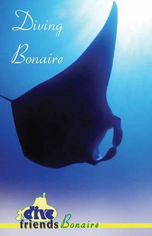Diving in Bonnaire Brochure