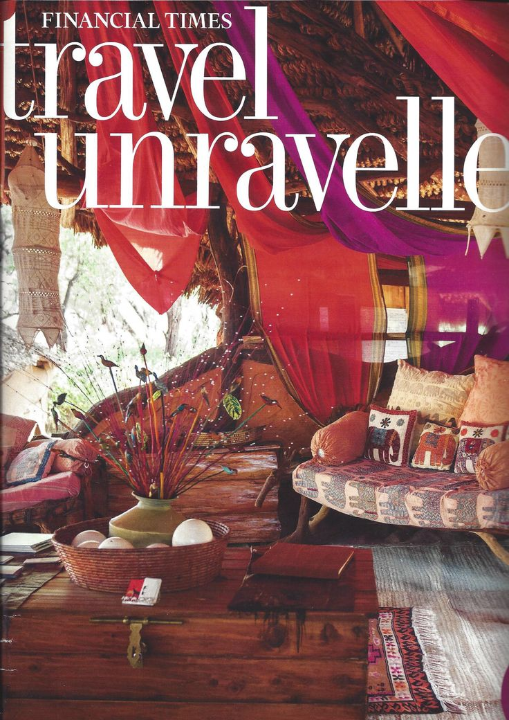 Exhilarating travel with storytelling at its heart | Kudos in Financial Times & How to Spend It.