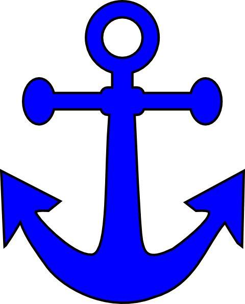 ship printables free   Anchor clip art - vector clip art online, royalty free & public domain