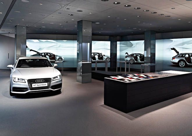 Audi Just Reinvented the Dealership Experience
