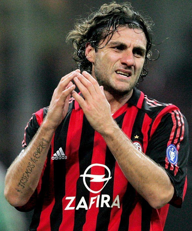 """""""Bobo"""" Vieri - AC Milan"""