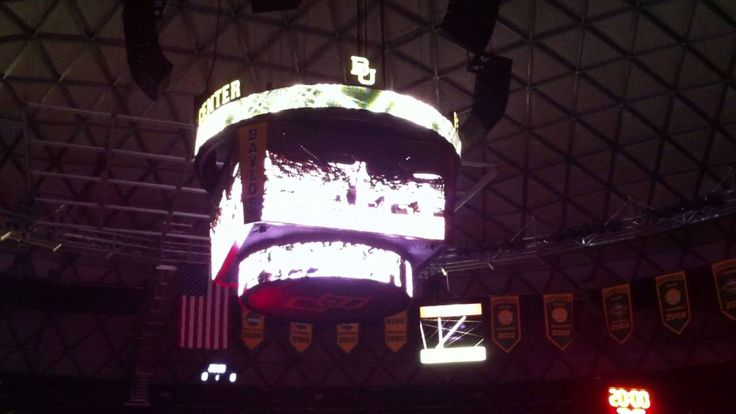 Baylor Men's Basketball Intro 2012-2013- When the Bear Pit was the Realz... #baylorbasketball #bearpit