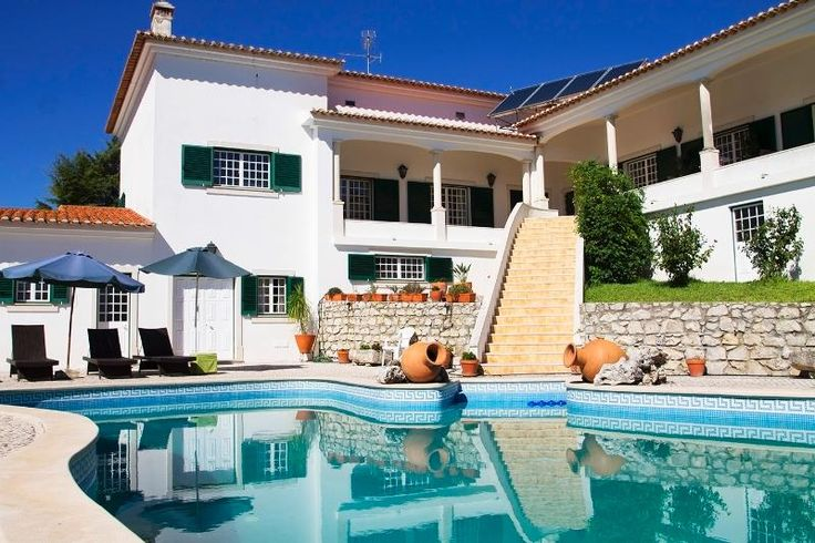 Holiday Villa in Santarem with beach/lake nearby and jacuzzi/hot tub