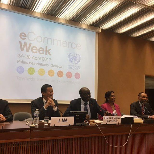 Creates jobs and brings about opportunities for young entrepreneurs in develop countries #unctadeweek @TrainForTrade @UNCTAD @sergeglaurens