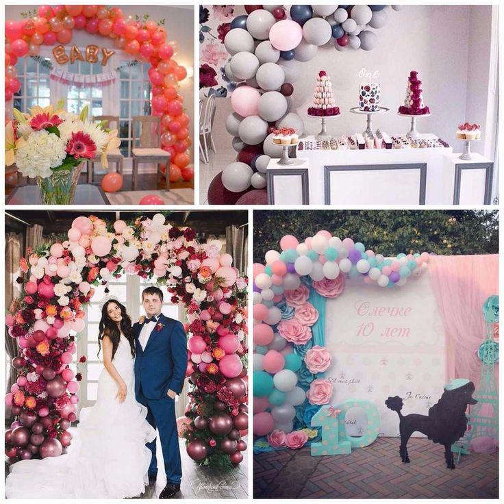 Les 25 meilleures id es de la cat gorie arche ballon sur pinterest ballons mariage de merlot - Comment degonfler un ballon ...