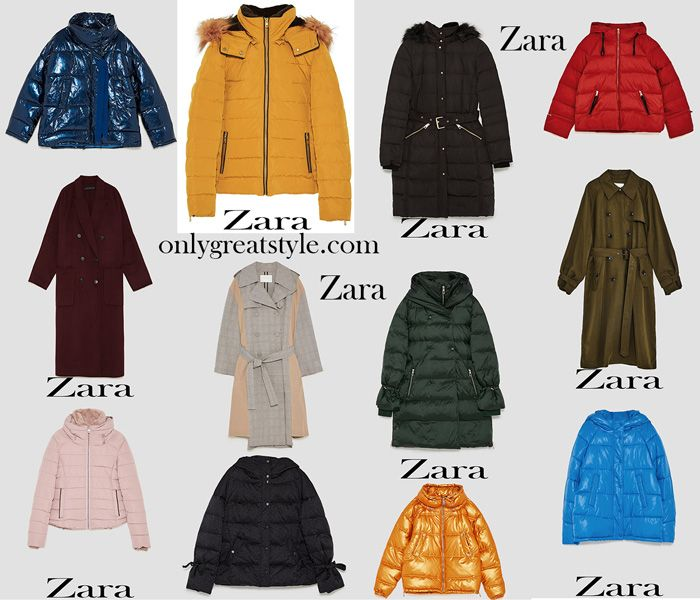 Zara fall winter 2017 2018 jackets new arrivals women