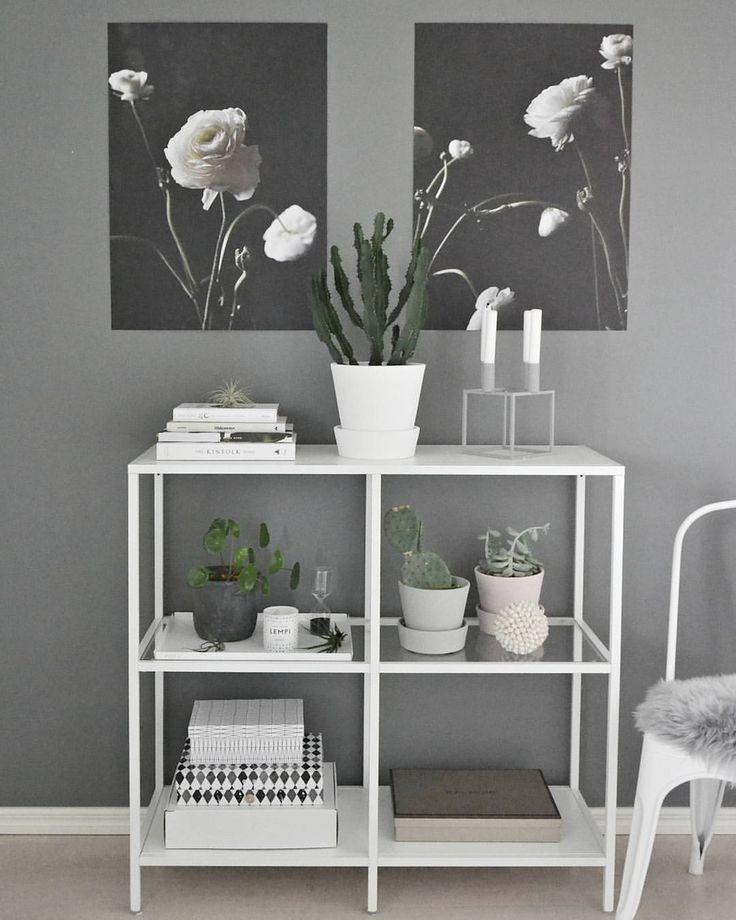 Ikea 'Vittsjö' shelf @annankotona