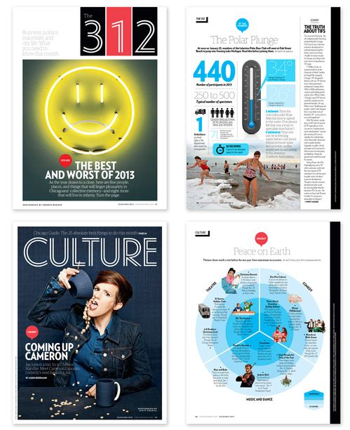 The Process: Chicago Magazine Redesign