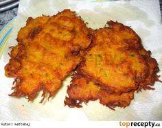 Dýňové bramboráky (Bramboráky z dýně)