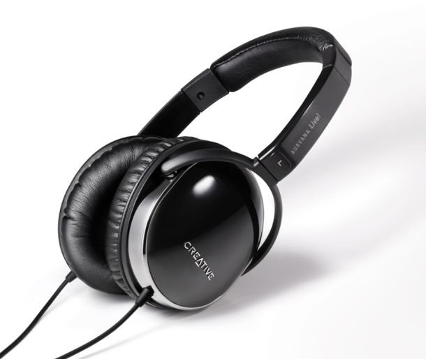 Creative was selling its excellent Aurvana Live headphones for $55, but they became so popular Creative couldn't keep them in stock. The price is back up to $99.99, but hopefully it will come down again.