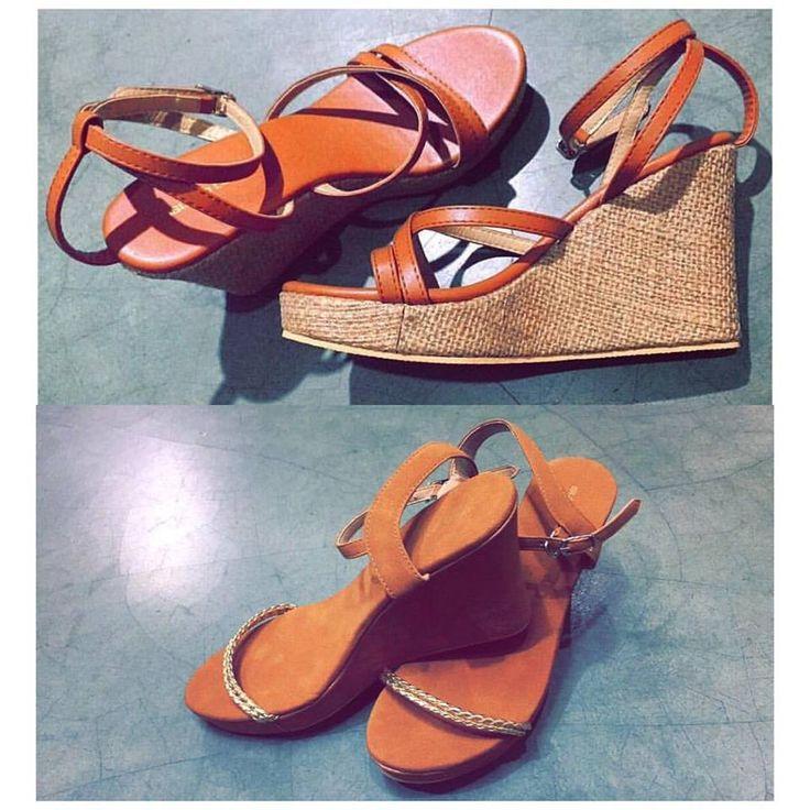 Amazing comfy island lush wedge heels