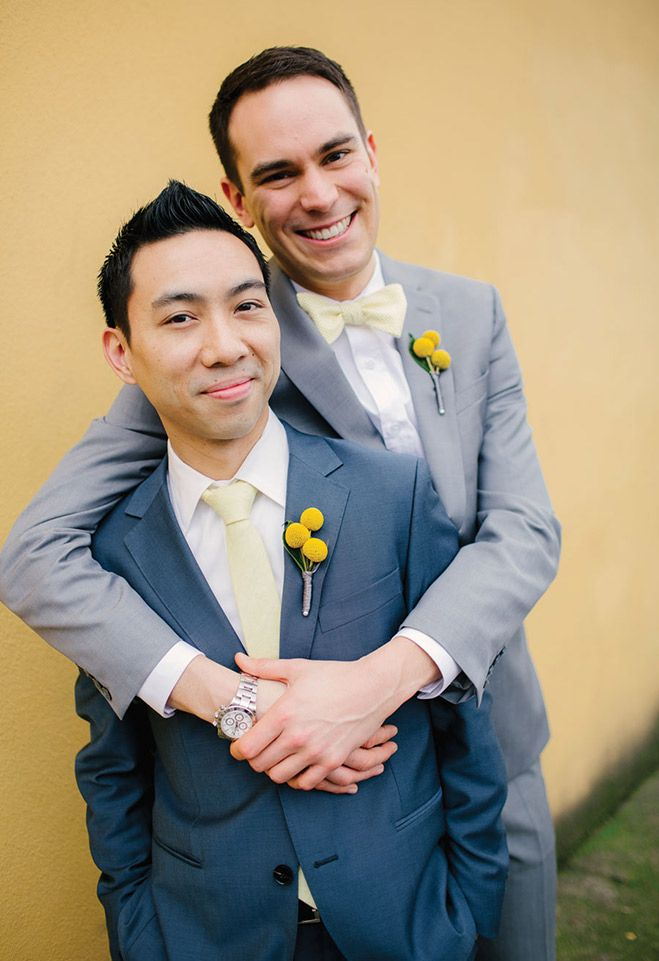 More From Oregon Bride's First Feature-Length Same-Sex Wedding Story: John &