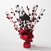 Casino Sparkle Centerpiece 2.99