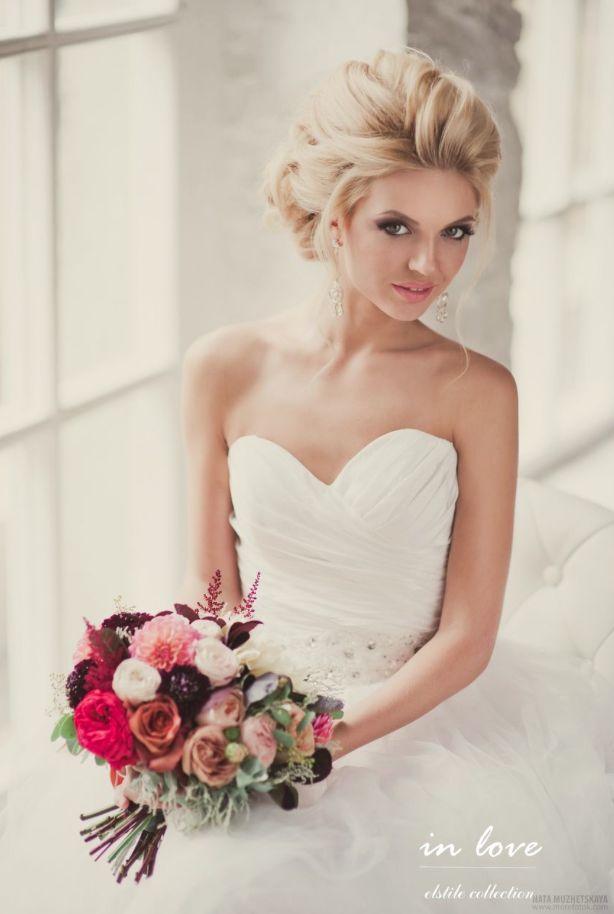 Excellent 1000 Ideas About High Updo On Pinterest High Updo Wedding High Short Hairstyles Gunalazisus