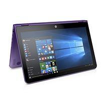 "HP Pavilion X360 2-in-1 Convertible Touchscreen Full HD IPS 15.6"" Notebook 15-bk127cl, Intel Core i5-7200U DC Processor,"