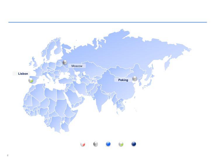 Descarga ahora Mapas de Eurasia editables en Power Point