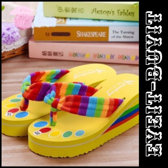 Best 25 Platform Flip Flops Ideas On Pinterest Heeled