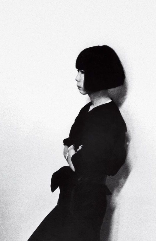 Rei Kawakubo by Paul Van Riel, 1982                                                                                                                                                                                 More