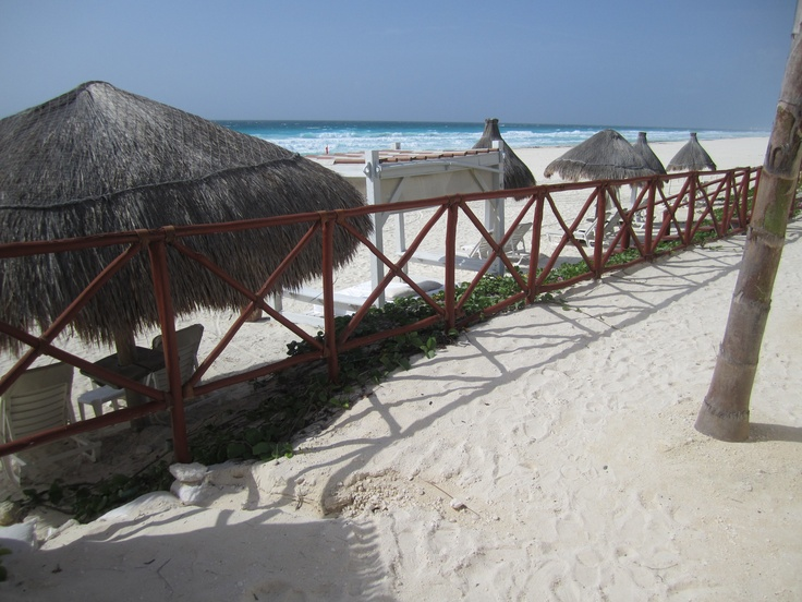 The beach huts at the Live Aqua Resort in Cancun, Mexico. Let me arrange a quote for you: http://abtqr.blogspot.com or swabt@comcast.net.