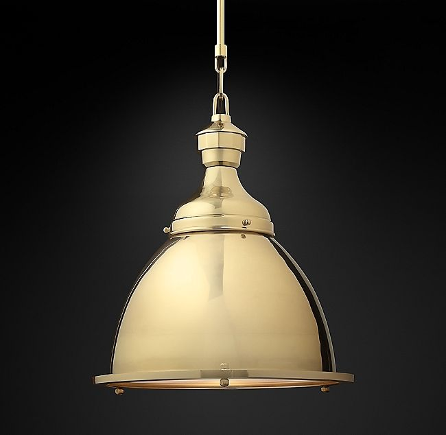 20th C English Cloche Pendant With Images Glass Diffuser Pendant Light Light