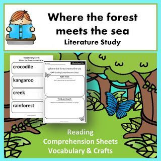 Foundation into First: Where the forest meets the sea - exploring the tex...