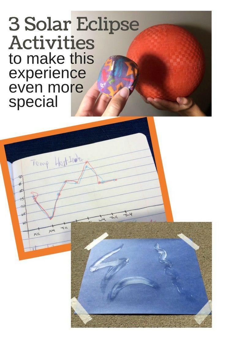 solar eclipse activities for kids, solar eclipse 2017, science, sun activities