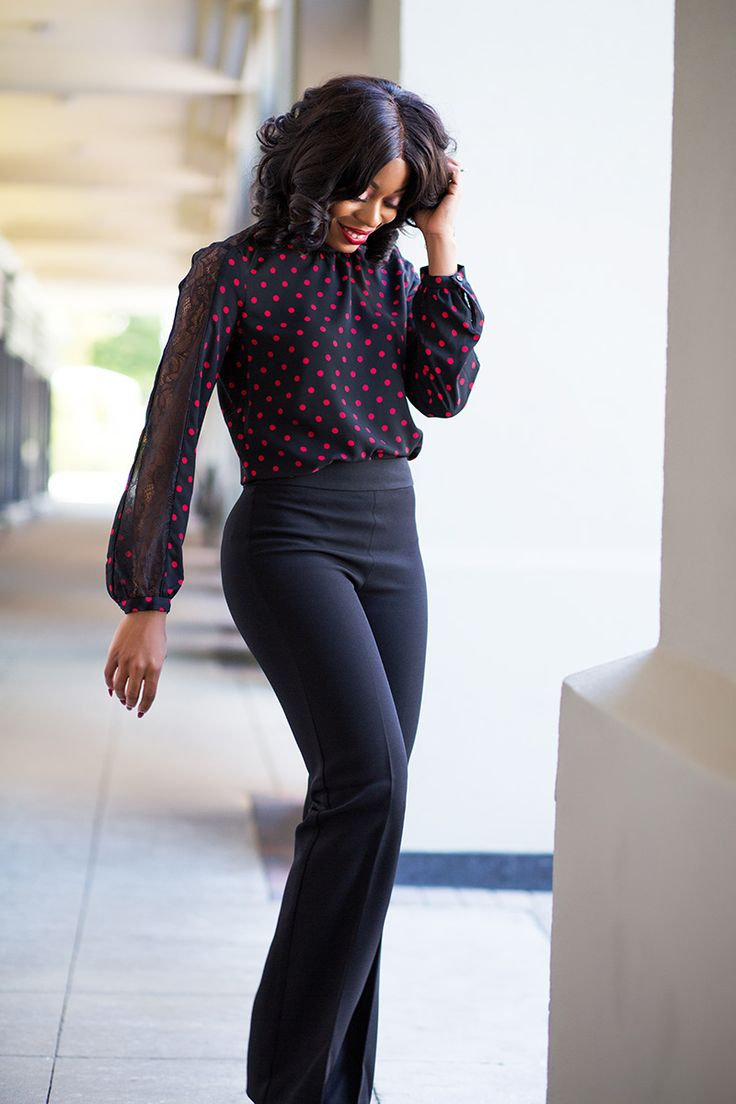 Outfit: c/o Express (Blouse, pants, and Jacket) Today's post is all about work style. I personally believe work styles should reflect who you are, where you plan to be and I like dressing in the way I