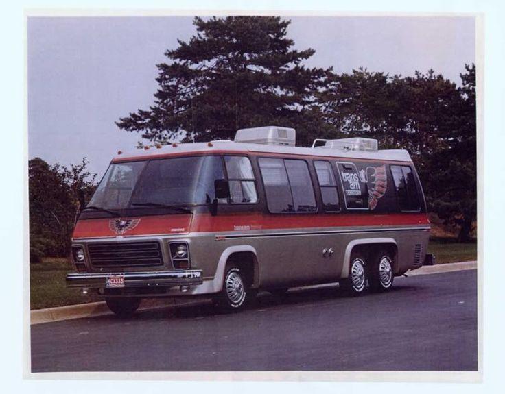 70s GMC Motorhome