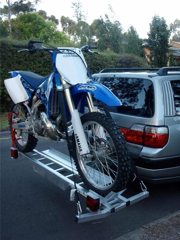 Ba A F C D Dce Trailer Hitch Motorcycle