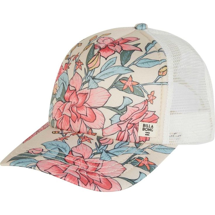 Billabong Girls' Shenanigans Trucker Hat - Multi