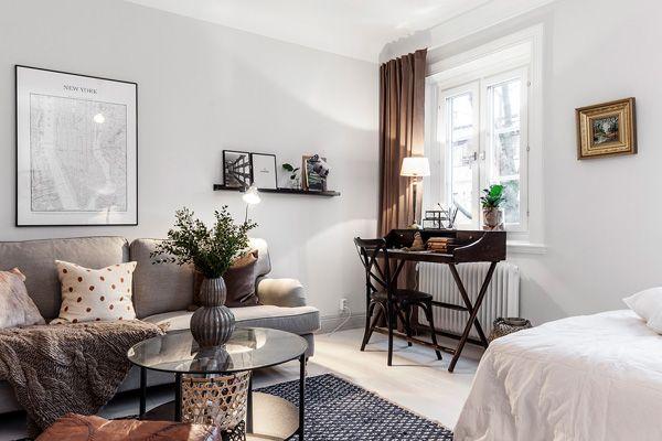 6 soffbord som förstorar litet vardagsrum