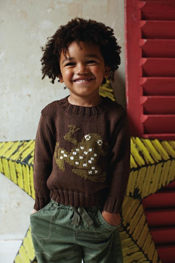 British Crochet Magazines : Rowan (British knitting/crochet magazine) - Summer Baby