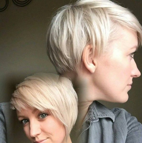 30 Stylish Short Hairstyles for Girls and Women: Curly, Wavy, Straight Hair - PoPular Haircuts