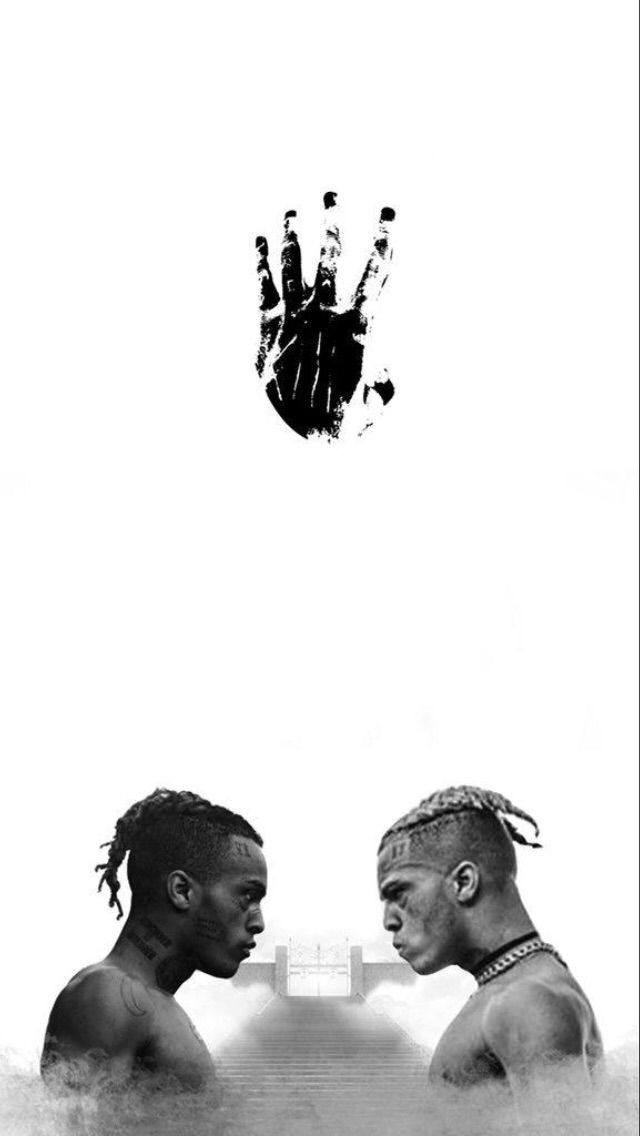 A N G E L D E V I L Rap Wallpaper Rapper Art X Picture Iphone x wallpaper rap